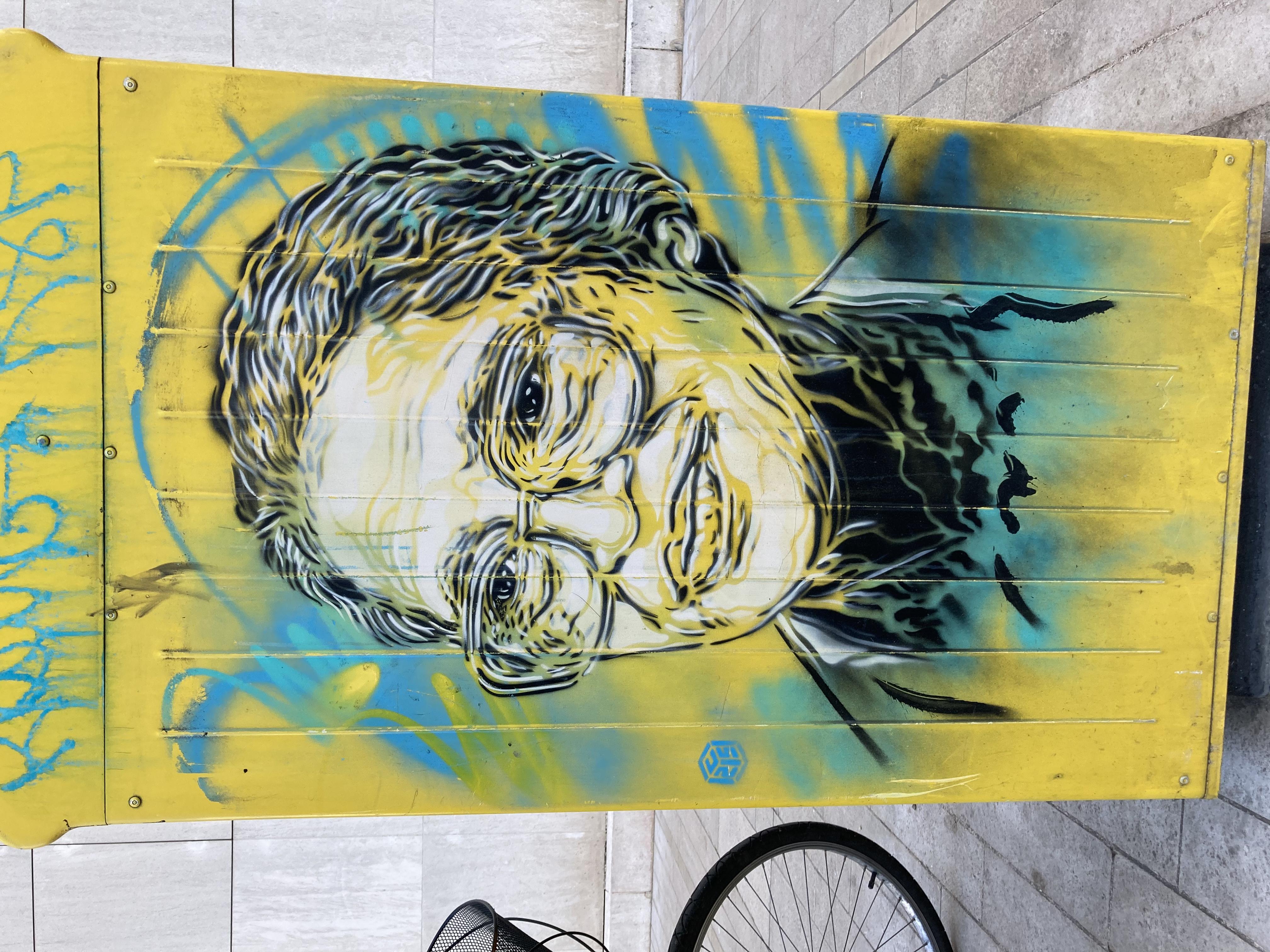 portrait de Rosa Parks